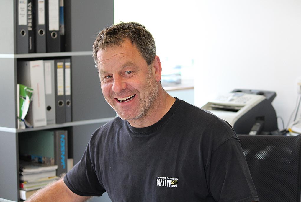Egon Willi